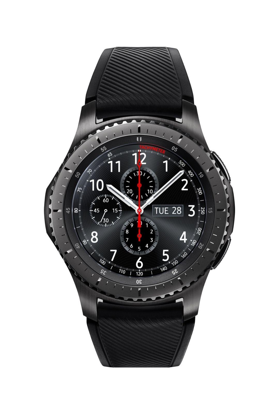 Samsung Gear S3 Frontier Smartwatch für 158€ [Lokal Media Markt Aschaffenburg]