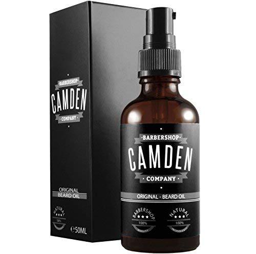 [Amazon] Camden Bartpflege-Produkte (Bartöl, Bürste&Kamm, Balsam je 9,9€)