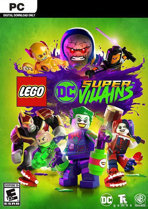 LEGO DC Super-Villains (Steam) für 9,88€ (CDkeys)