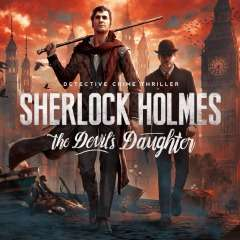 Sherlock Holmes: The Devil's Daughter (PS4) für 7,99€ (PSN Store)