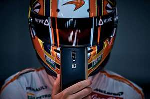 [Limited Edition] Oneplus 6T Mclaren Speed Edition Orange 10 GB + 256 Gb Eu A6013