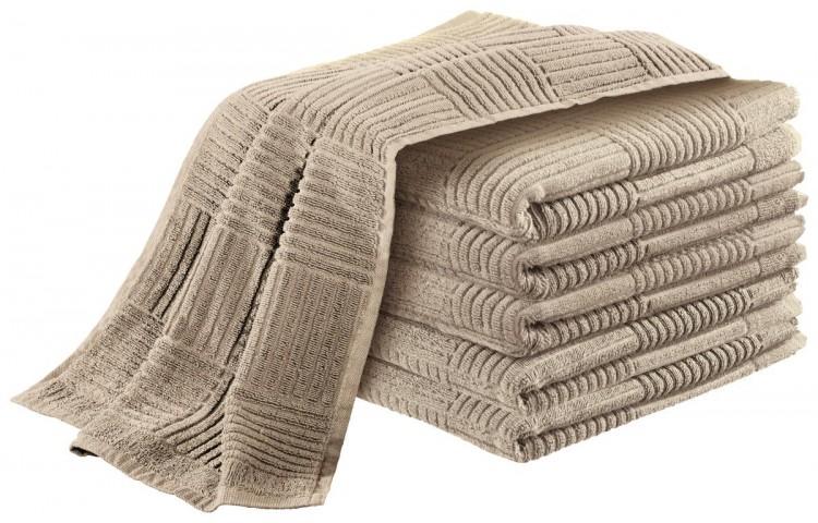 [Poco] günstige Handtücher in versch. Größen und Farben, 100% Baumwolle