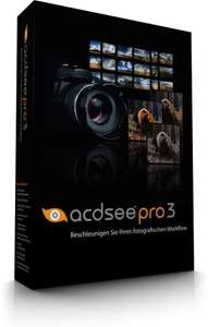 ACDSee Pro 3 (Kostenlos) @ ComputerBild (Giveaway) Windows