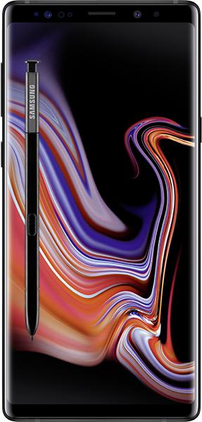 [Abgelaufen]Samsung Galaxy Note 9 midnight black + 17,99€ Vertrag LTE All L  [SIM.de,5GB] Preisfehler