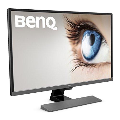 """BenQ EW3270U - 31,5"""" 4K UHD Monitor (VA, 300cd/m², 4ms, 60 Hz, AMD Free Sync, LFC, USB-C mit DisplayPort, VESA, HDR10@10bit, 100% sRGB)"""