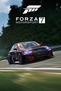 Forza Motorsport 7 kostenloser DLC 2018 Audi #1 Audi Sport RS 3 LMS - XBox One / PC