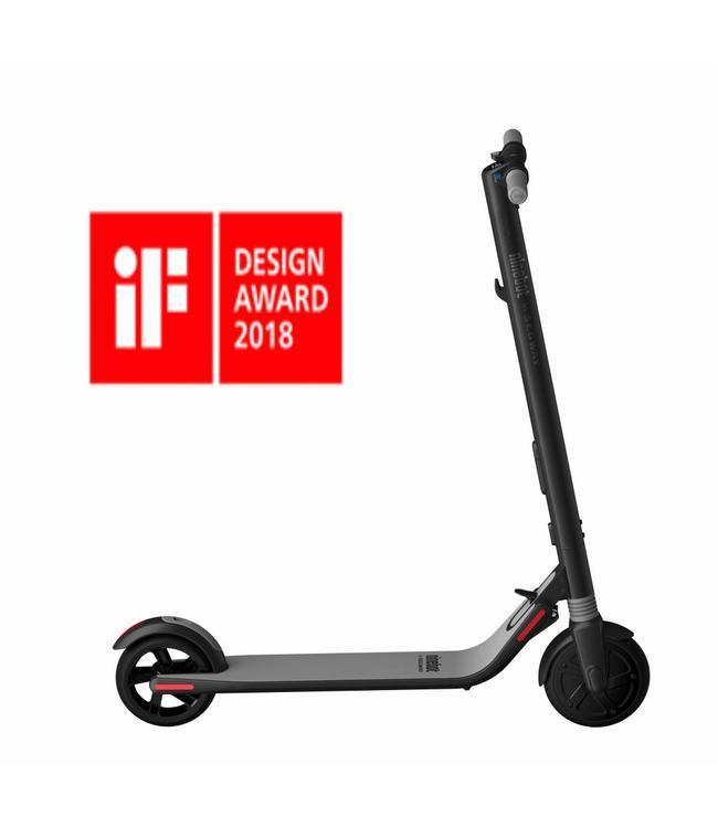 Aus EU > Ninebot Segway ES1 No. 9 Folding Electric Scooter from Xiaomi Mijia Black Edition !
