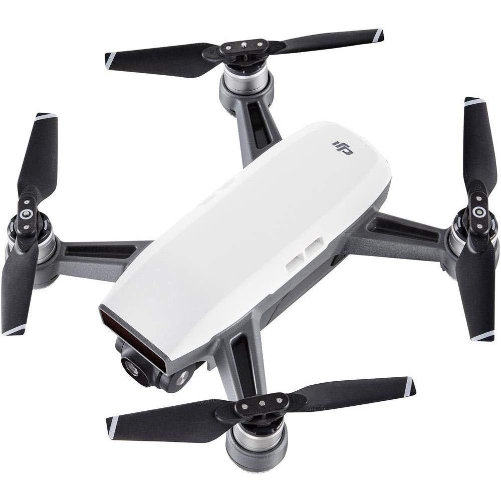 DJI Spark Fly More Combo in weiß (16min Flugzeit, 50km/h, 2km Reichweite, 12 Megapixel Kamera, 2-Achsen-Gimbal)
