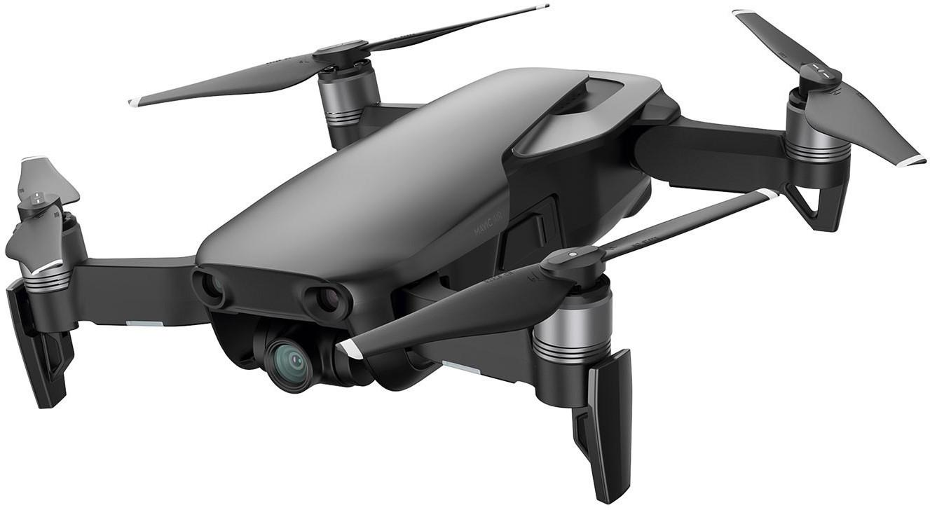DJI Mavic Air Fly More Combo in schwarz (21min Flugzeit, 68km/h, 2km Reichweite, 12 Megapixel Kamera, 3-Achsen-Gimbal)