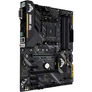 [NBB] Asus TUF B450-Plus Gaming Mainboard Sockel AM4 (ATX, AMD B450, DDR4-Speicher, M.2, natives USB 3.1 Gen2, Aura Sync)