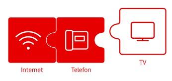Vodafone Red Internet & Phone 100 Cable (auch 200 + 400) mit GigaTV (100 Mbit/s) mit Samsung Galaxy S9 oder Galaxy Tab S3 9.7 oder Galaxy S8