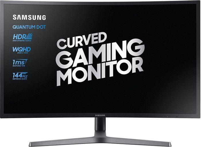 Samsung C27HG70 für effektiv 408,51€ // FreeSync, HDR600, WQHD, VA
