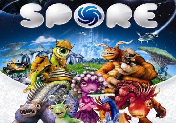Spore Origin-Key (EN/DE/FR/IT)