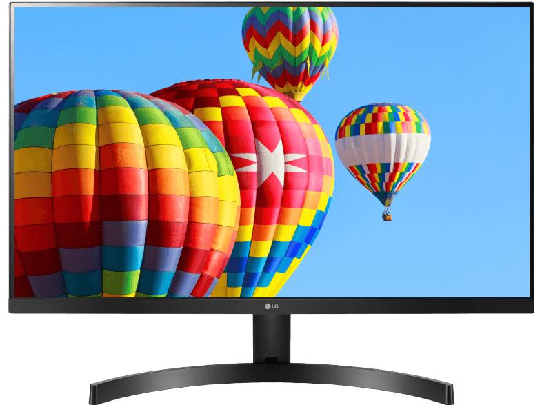 Tiefpreisspätschicht mit Monitoren, z.B. LG 27MK600M-B (Full HD, 27 Zoll, 56-75 Hz, IPS, 5ms, FreeSync, 16:9, 250 cd/m², HDMI, A+)