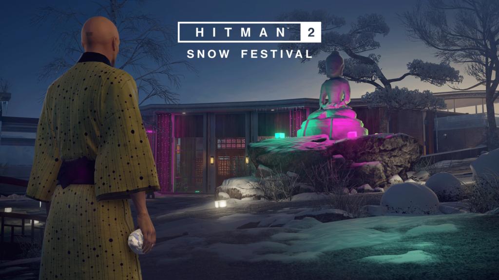 "Hitman 2 ""Snow Festival"" + Hokkaido Missionen kostenlos spielen [PS4/XBOX/PC]"