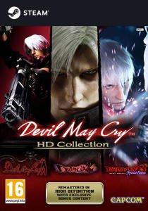 Devil May Cry HD Collection (Steam) für 13,49€ (Voidu)