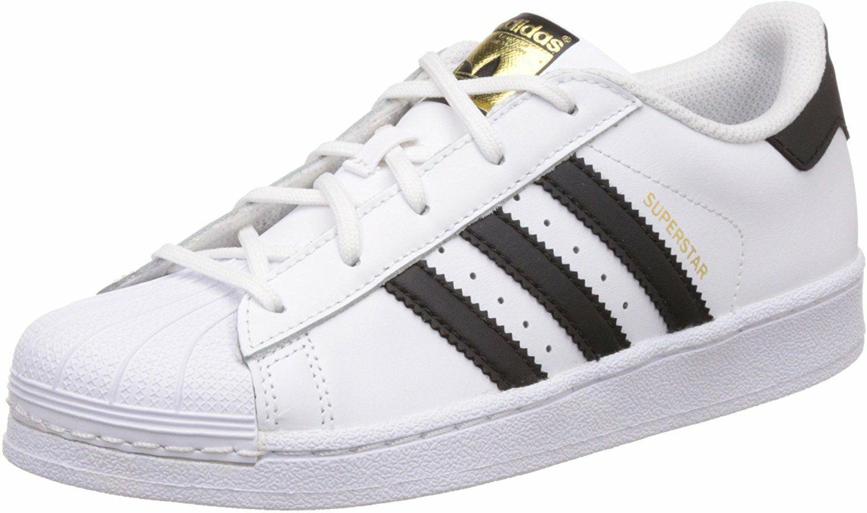Adidas Superstar Foundation - Unisex-Kinder, white/black (28/29/30) für 29.98€ (Amazon-Prime)