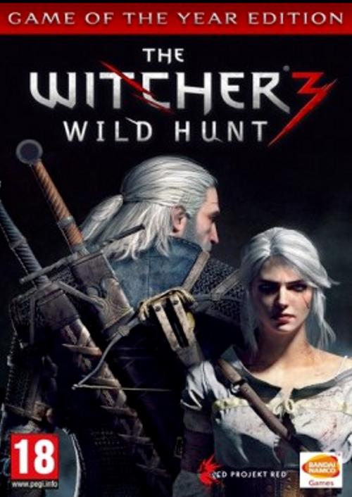The Witcher 3: Wild Hunt - Game of the Year Edition (PC/GOG) für 14,35€ (CDkeys & GOG)
