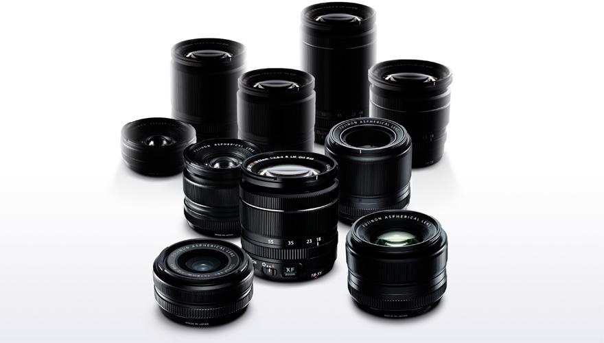 Fujifilm Fujinon Sammeldeal - z.B. XF16F1,4 Objektiv