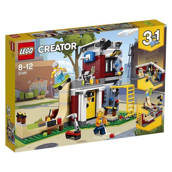 [Thalia] LEGO® Creator 31081 - Modulares Freizeitzentrum incl. Versand (4% Shoop und 20x Payback möglich)