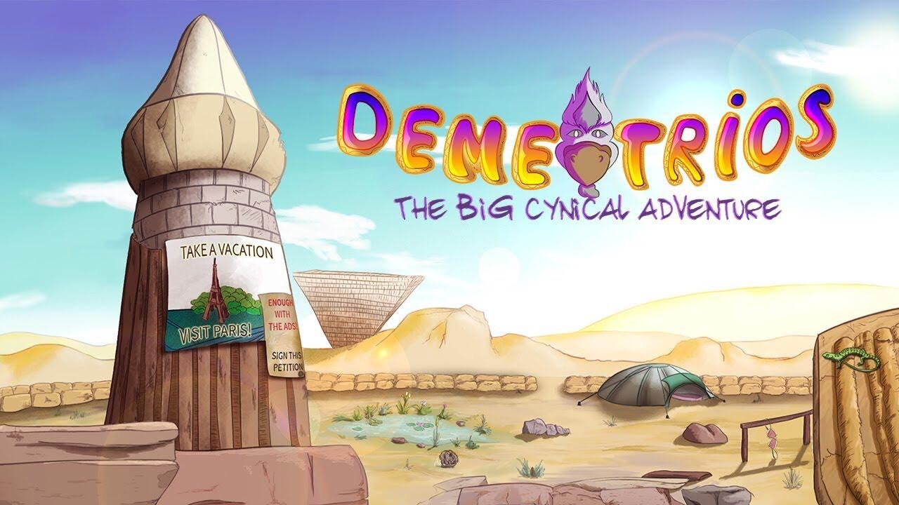 Demetrios gibts grad zum Tiefstpreis (iOS)