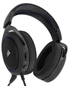 Corsair HS50 Gaming Headset blau [Comtech]