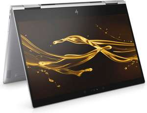 """HP Spectre x360 - 13,3"""" FHD Convertible (Touch IPS Sure View, i7-8550U, 16GB, 1TB SSD, Win10, 1.29kg, Thunderbolt 3, 2x USB 3.1 Type C)"""