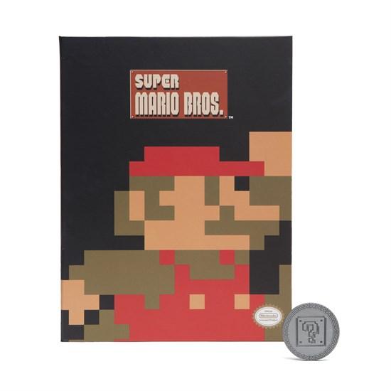 Super Mario & The Legend of Zelda - Sammelmünzen Album für je 3,96€ (GameStop)