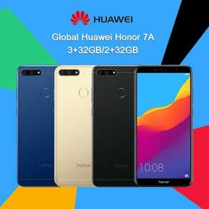 5.7''Huawei Honor 7A Smartphone Android 8.0 Octa Core 3/2GB+32GB