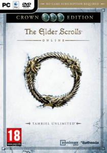 The Elder Scrolls Online: Tamriel Unlimited Crown Edition (PC) für 5,60€ (Game UK)