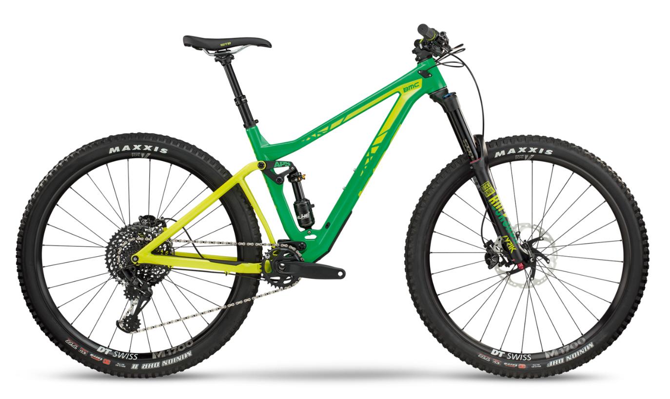 """MTB Enduro BMC Trailfox 02 ONE 29"""" Carbon Modell 2018 (160 bis 172 cm)"""