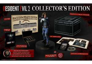 Resident Evil 2 Collectors Edition PS4 bei Saturn
