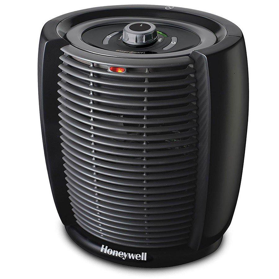 Honeywell HZ 7200 E2 Heizlüfter Schwarz 2000 Watt stufenlos einstellbar