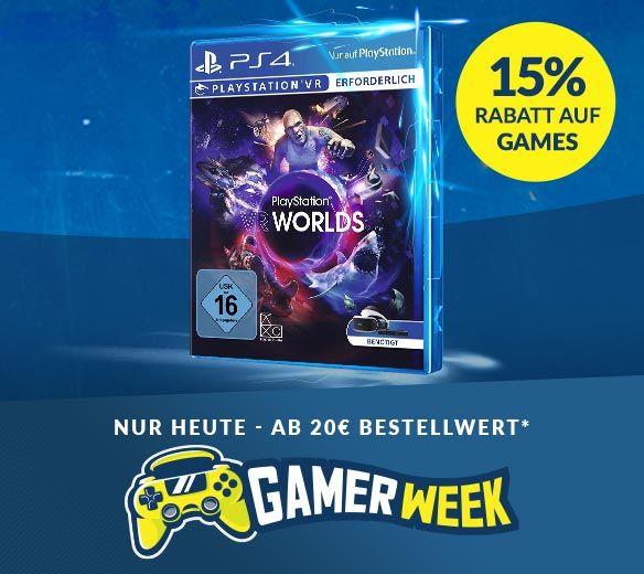 Rebuy - 15% auf alle Games [20€ MBW]