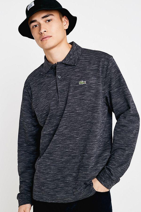 Jetzt 50% extra Rabatt auf Sale bei Urban Outfitters, z.B. Langärmliges Poloshirt von Lacoste