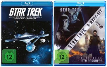 Star Trek 1-12 Blu-Ray
