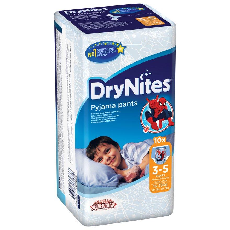 Kostenloses Nachthöschen für Kinder – jetzt anfordern