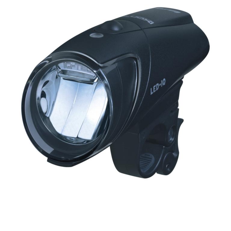 Busch & Müller Ixon IQ Premium 1922QM LED Torch Black