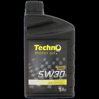 Techno Motoröl 5W-40 oder 5W-30 bei Action für 2,98 Euro/Liter