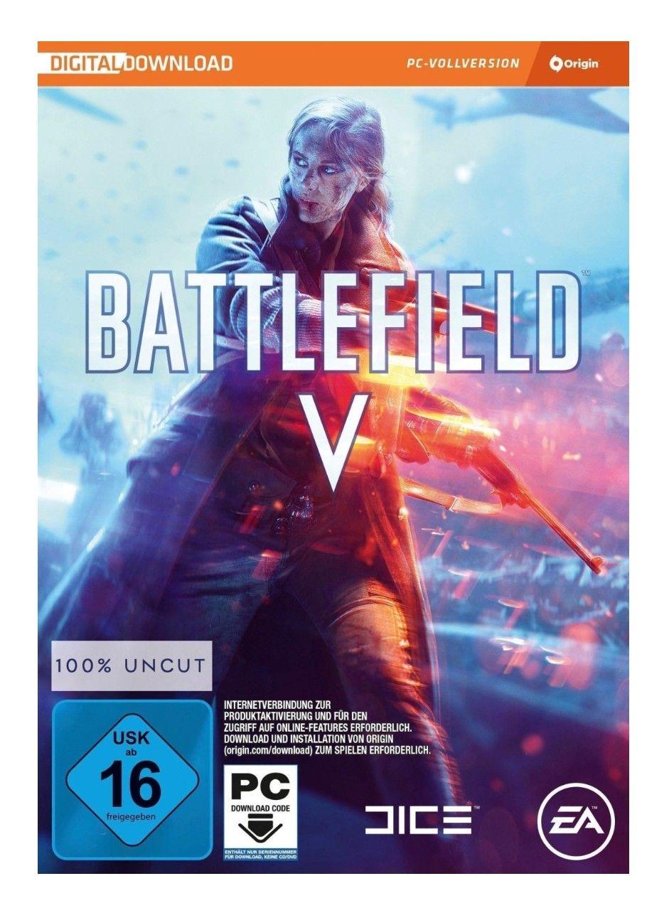 Battlefield 5, PC - bis 29.01 - Computerspiel