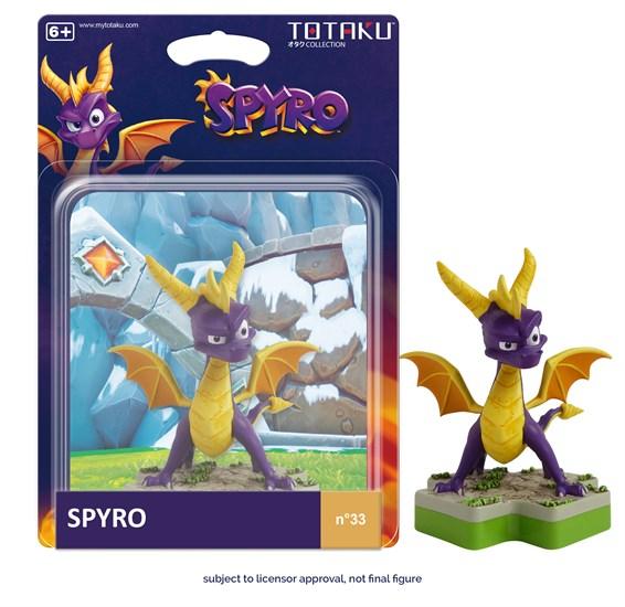 Spyro - Figur & Battlefield V - Figur Solveig & Sonic the Hedgehog-Figur Knuckles & Figur Tails TOTAKU Collection für je 5€ uvm. (GameStop)