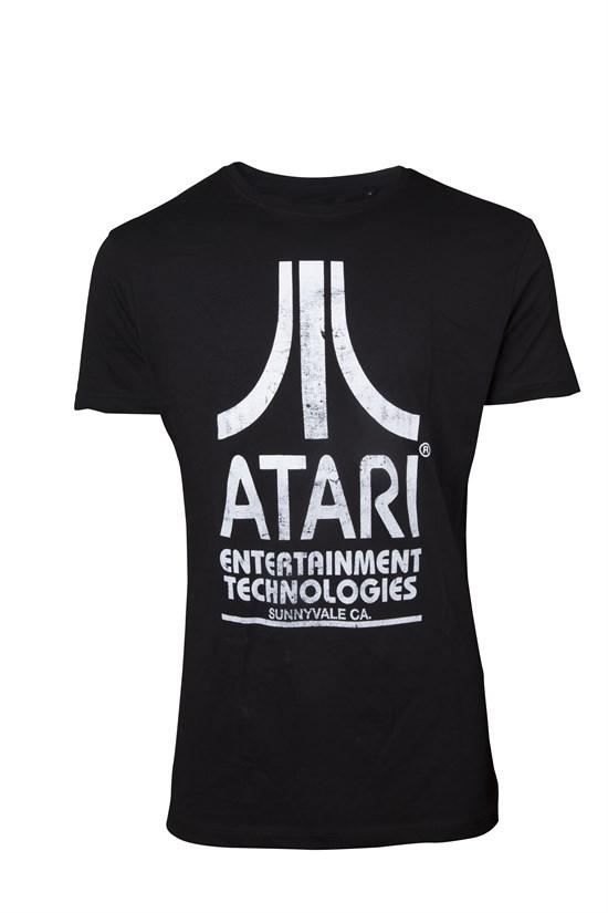 Atari - T-Shirt Technologies (Größe S bis XXL) & C64 - T-Shirt (Größe S bix XXL) für je 5€ (GameStop)