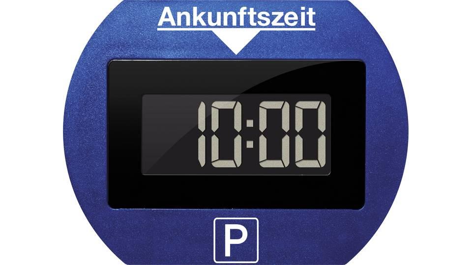 [Voelkner.de] Parkscheibe ParkLite 1411 18mm x 100mm x 77mm selbstklebend für 19,99 EUR inkl. Versand