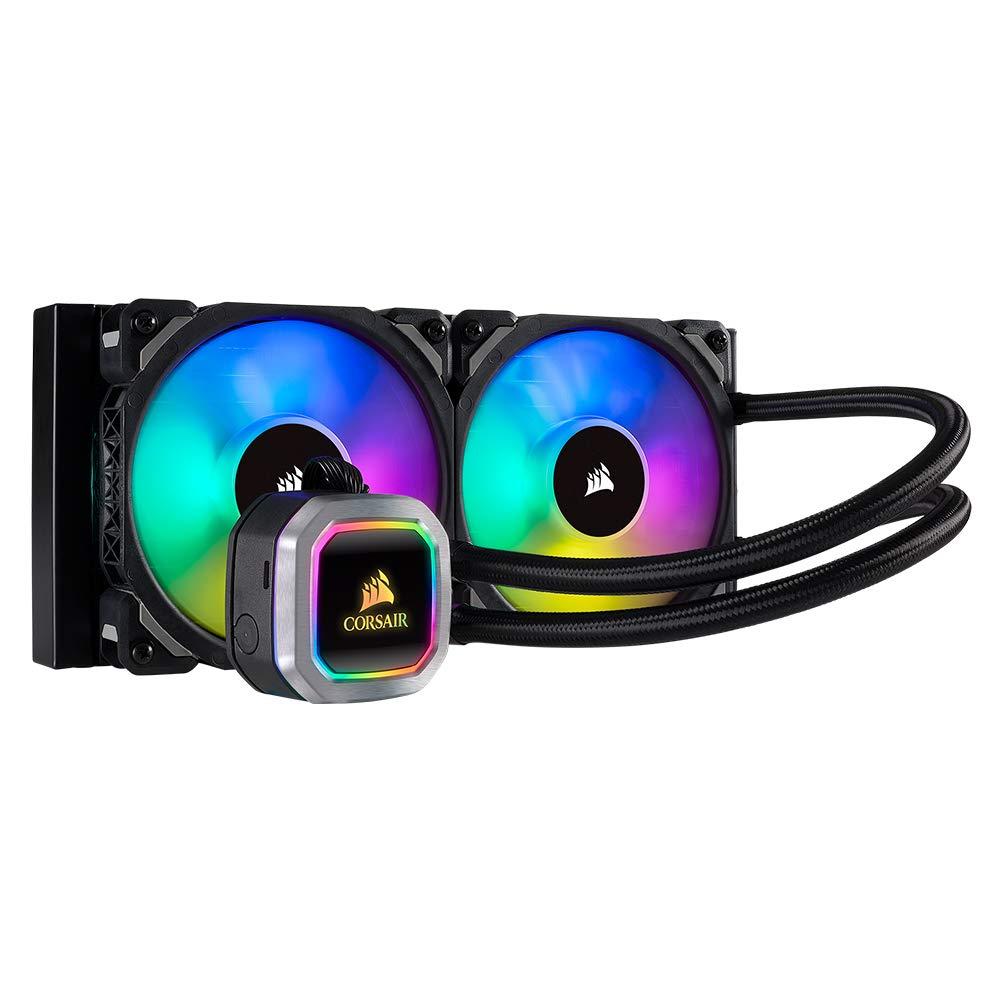 Corsair Hydro 100i RGB Platinum Hydro Series 240mm Wasserkühlung [Amazon IT]