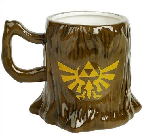 The Legend of Zelda - Tasse Deku Baum 3D für 3,75€ (GameStop)