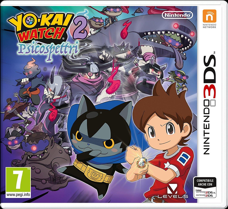 Yo-Kai Watch 2: Geistige Geister (3DS) für 19,31€ (Amazon IT)