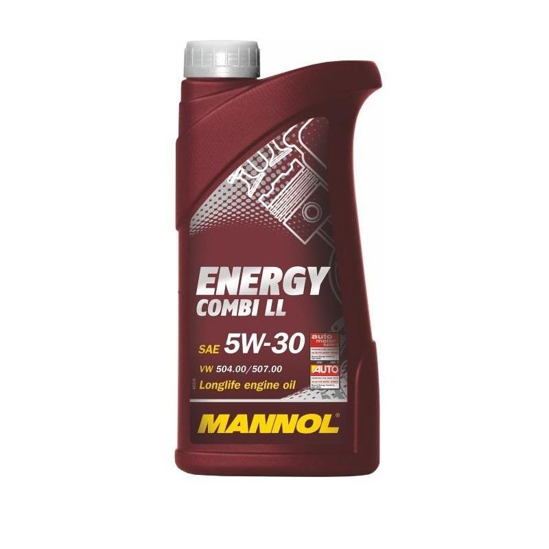 1 Liter Motoröl MANNOL ENERGY COMBI LL SAE 5W-30 LONGLIFE