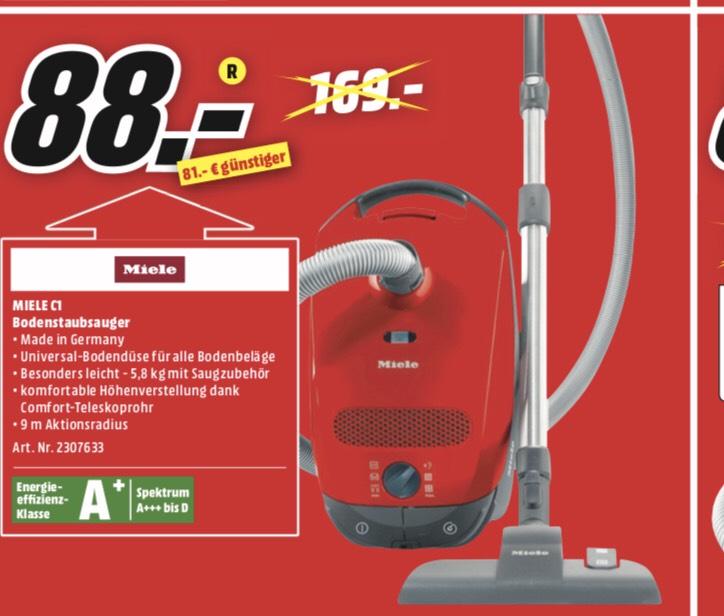 [Lokal Media Markt Mainz] Miele Classic C1 EcoLine - SBAP3