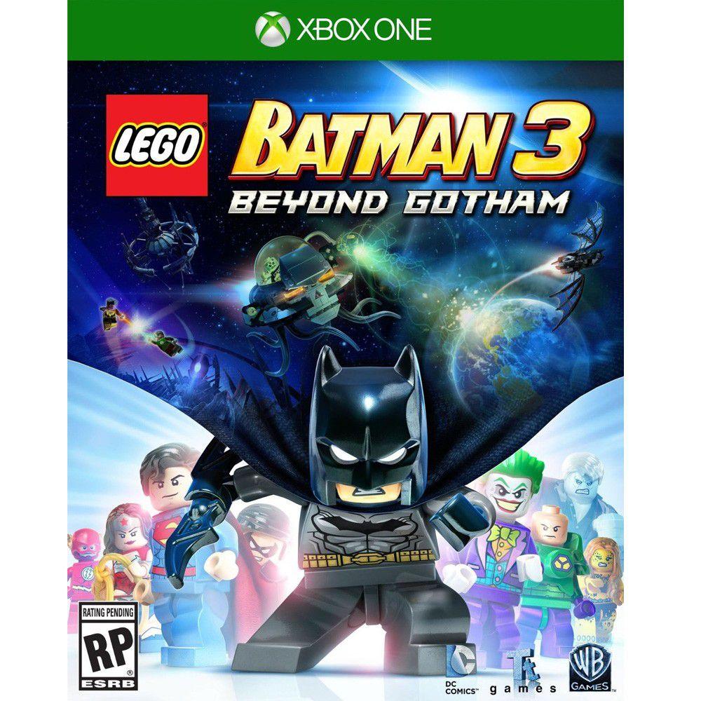 LEGO Batman 3: Jenseits von Gotham (Xbox One) für 11,42€ (MyMemory)