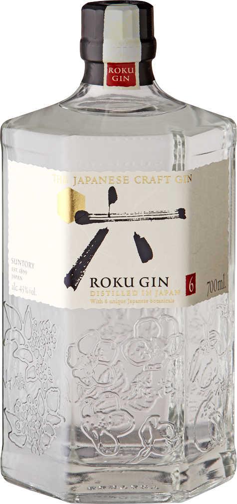 Roku Japanese Craft Gin 0,7l bei Kaufland